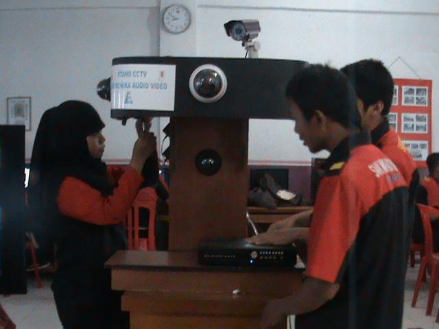 Teknik Audio Video Elektronika